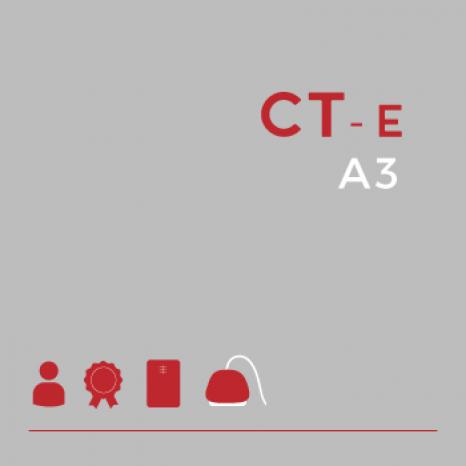 Certificado Digital para Transportadoras A3 em cartão + leitora (CT-e A3)