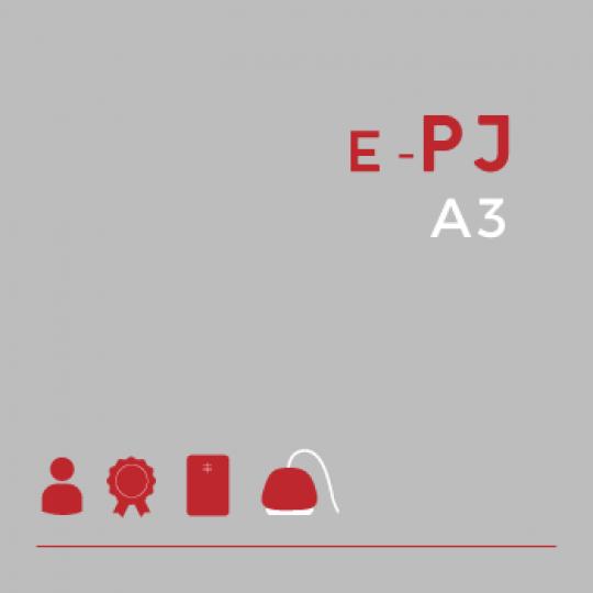 Certificado Digital para Pessoa Jurídica A3 em cartão + leitora (e-PJ A3)
